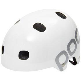 POC Receptor Flow - Casco de bicicleta - blanco